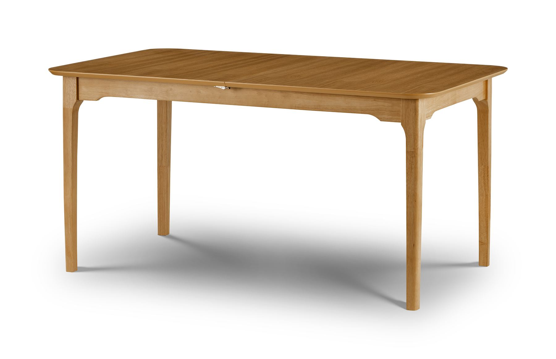 Julian Bowen Ibsen Light Oak Wood Extendable Dining Table Table Only Solid Www Robinsons Furniture